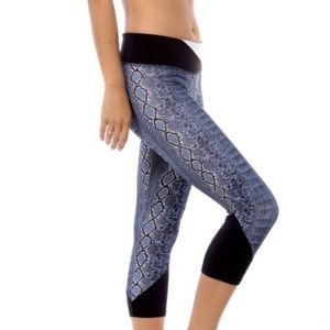 "Strut-this ""misfit"" capri workout pants"